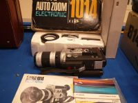'    1014 -BOXED- ' CANON 1014 electronic Auto Zoom 1.4/7-70mm MACRO Super 8 Camera £199.99